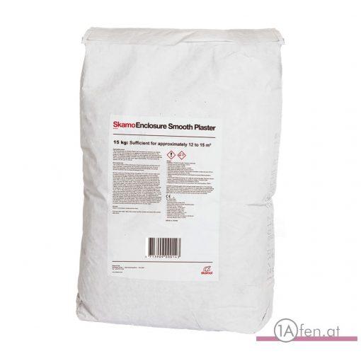 Skamol skamolenclosure smooth plaster - ofenputz 15kg